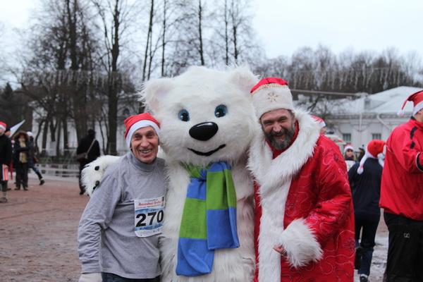 Санкт-Петербург готовится к «Новогоднему пробегу»